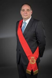 REUNIÓN CON ALFONSO MENDOZA