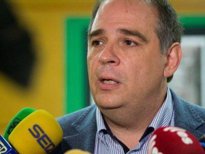 ALFONSO MENDOZA, NUEVO PRESIDENTE DEL COMITÉ DE SEGURIDAD Y SALUD