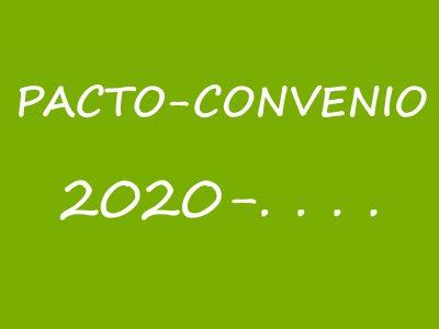 PACTO-CONVENIO. 12ª REUNIÓN DE NEGOCIACIÓN DEL PACTO-CONVENIO