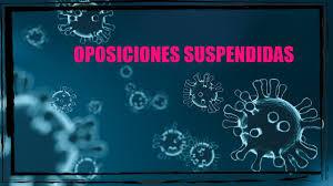 SUSPENSIÓN DE TODOS LOS PROCESOS SELECTIVOS