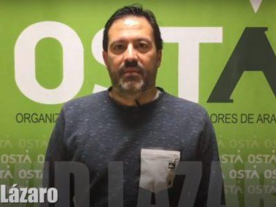 OSTA, 18 AÑOS DE SINDICALISMO ARAGONÉS